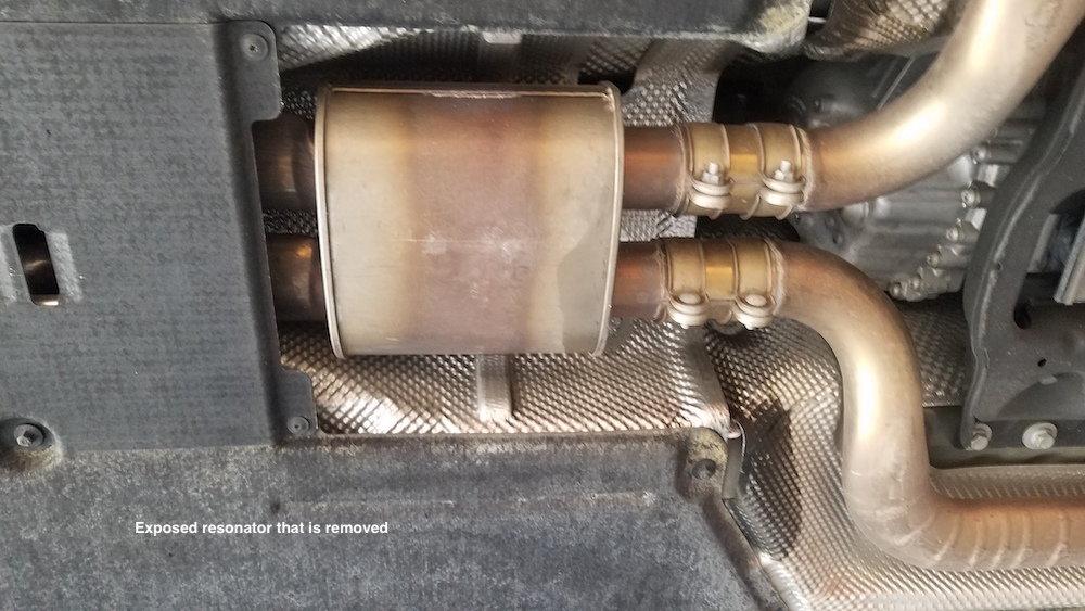 Magnaflow 10790 Exhaust Pipe