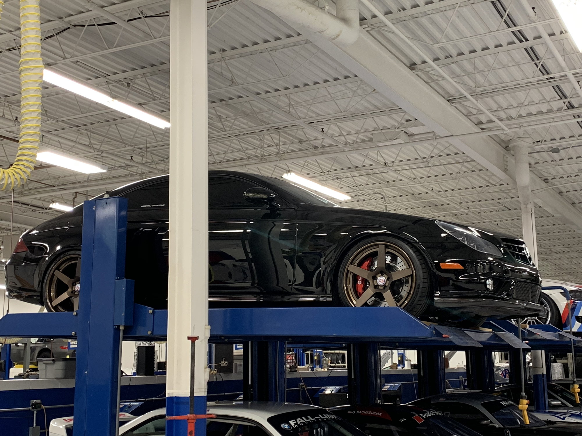 Weistec stage 3 cls63 for sale - Page 2 - 6SpeedOnline