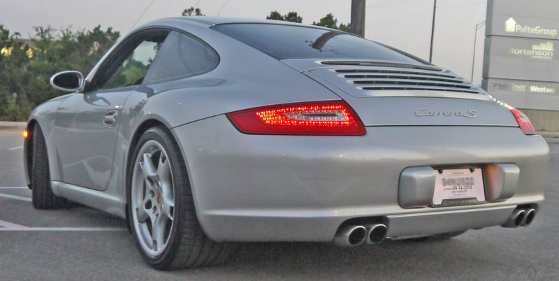 After 1 5 Years Another 997 1 6speedonline Porsche