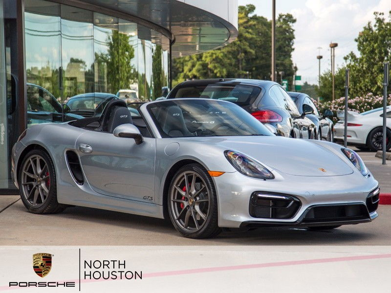 year 2015 make porsche model boxster price 79991 mileage 2439 color rhodium silver metallic private or dealer listing dealer listing
