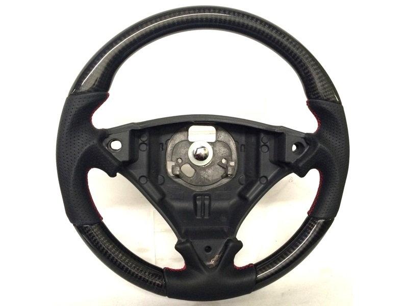 955 957 Porsche Cayenne Carbon Sport Steering Wheel 599