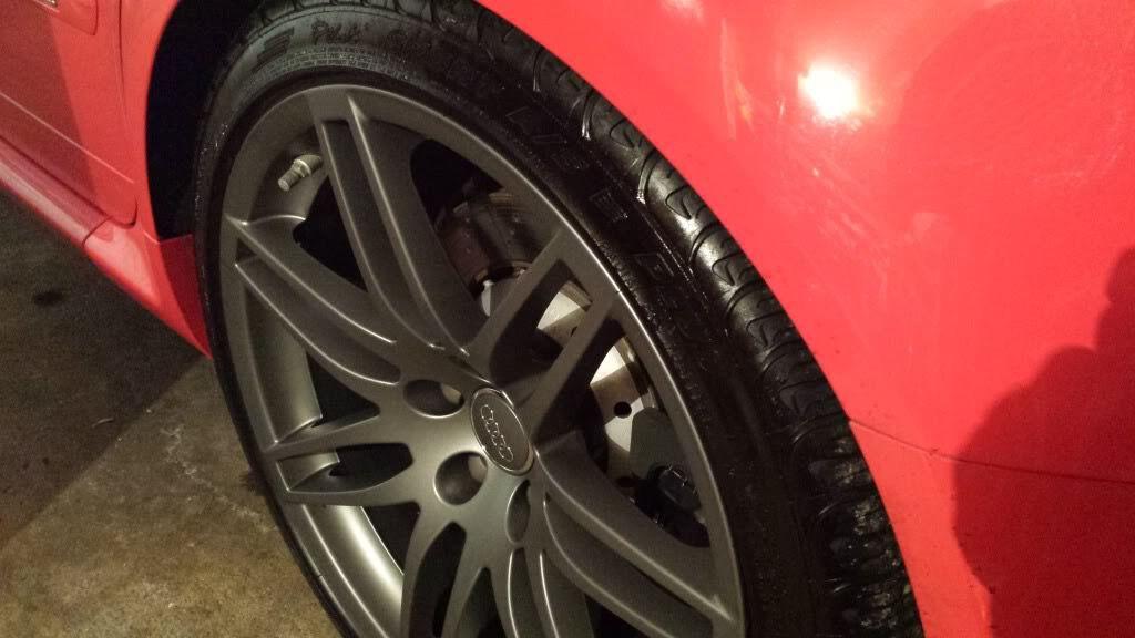 Audi Other Fs In Nj 2008 Rs4 Misano Red Titanium Trim
