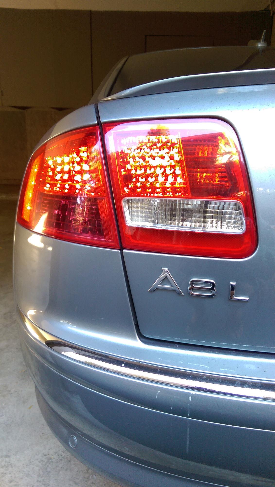 inner tail light fix (water damaged) - AudiWorld Forums