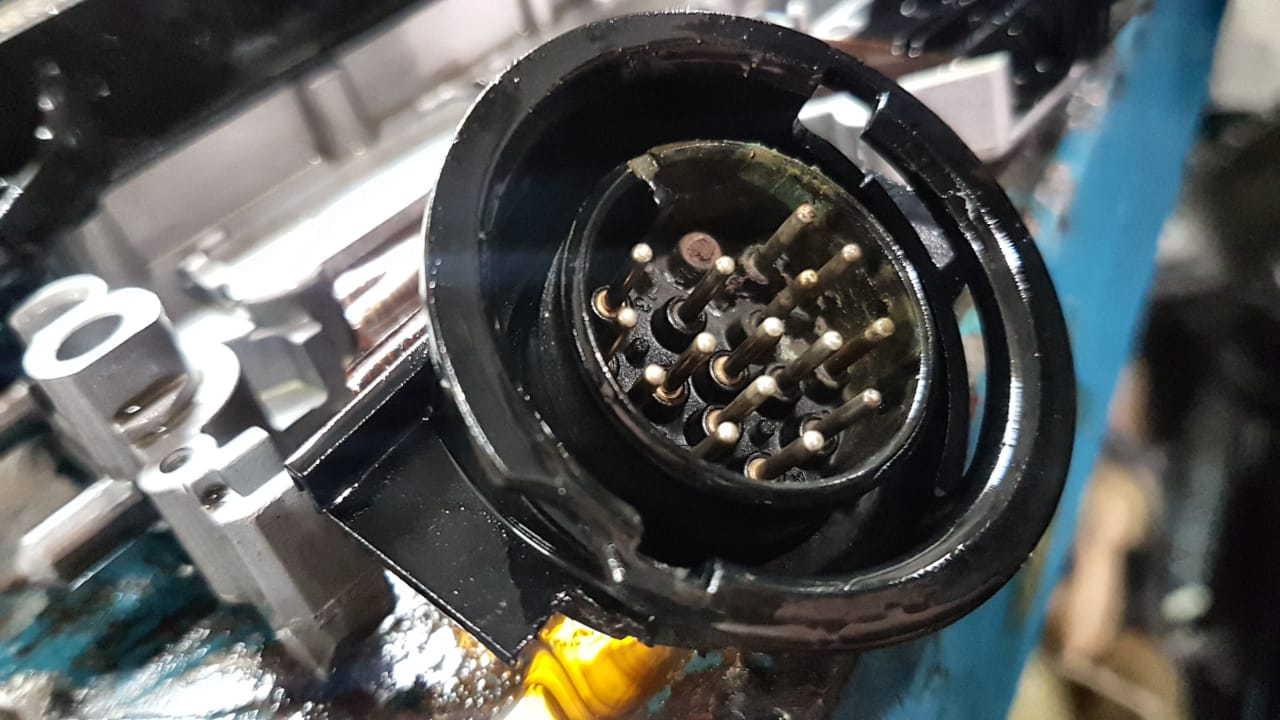 Gearbox malfunction + many warning lights - AudiWorld Forums