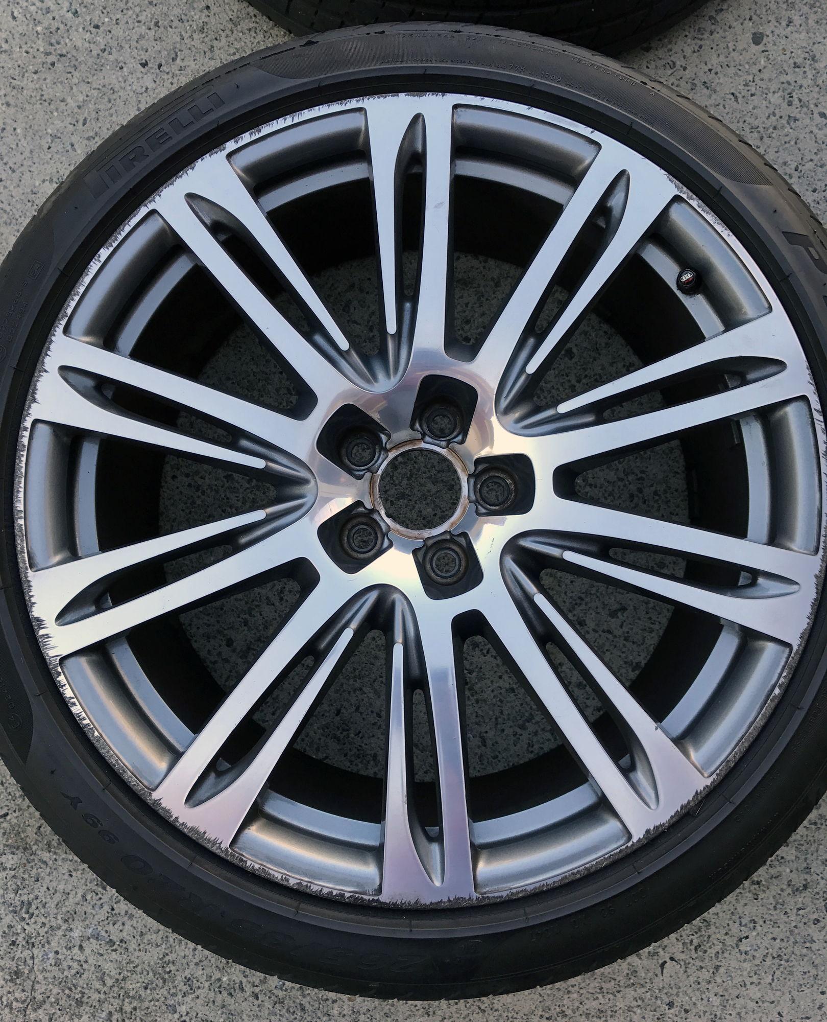 """Audi A7 FS in Atlanta: Audi 20"""" 10 double-spoke wheels - AudiWorld Forums"""