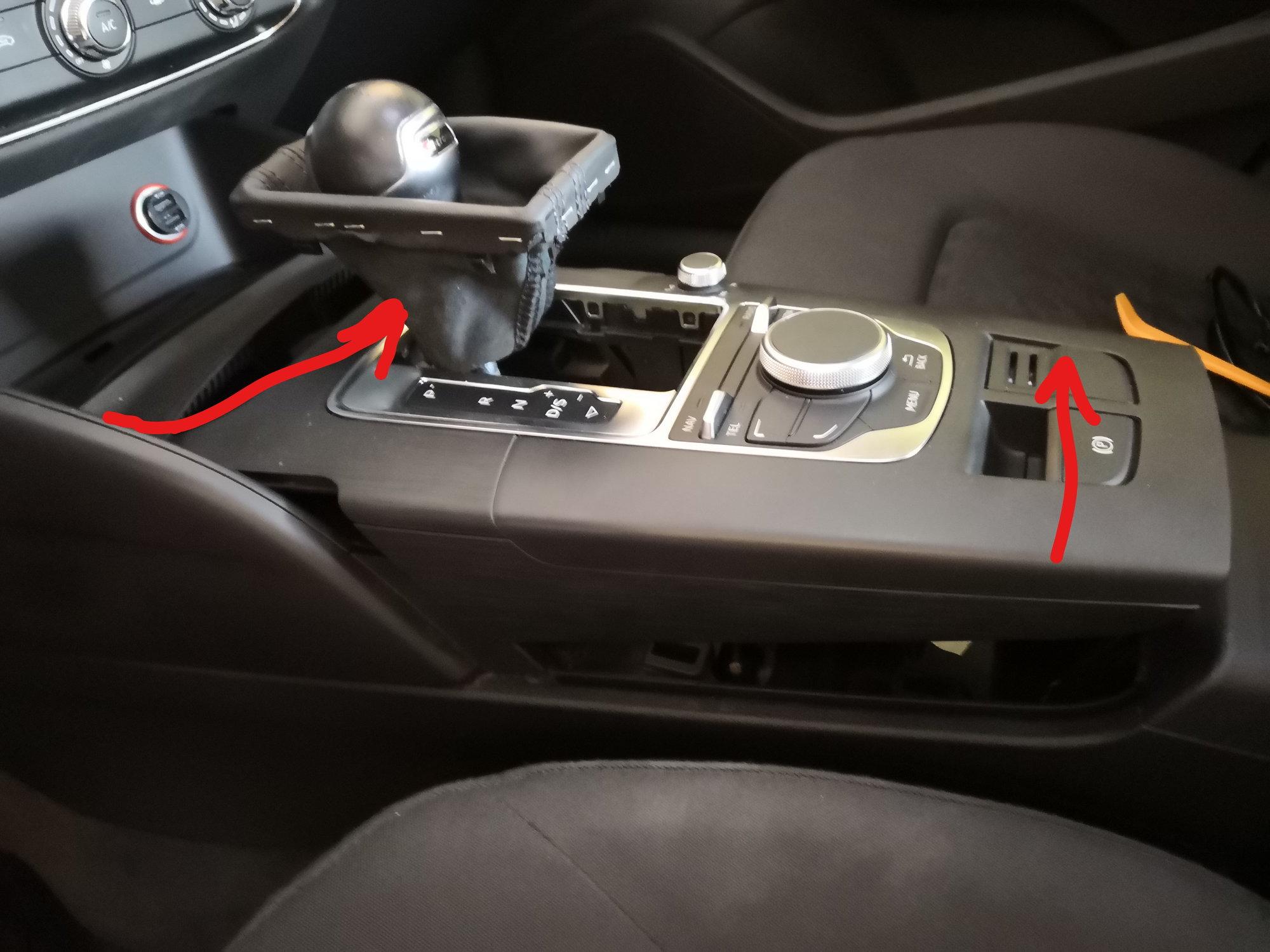 A3 8v Rear A C Vents Install Audiworld Forums