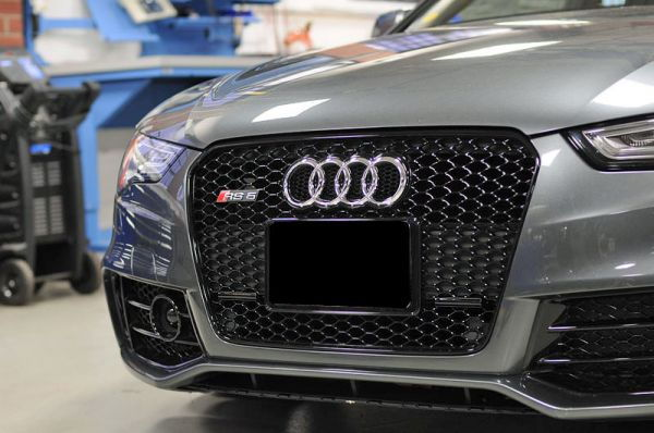 Thinking of purchasing an RSQ5 mesh front grille. Opinions ...