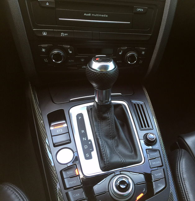 Audi A5 S5 2011 Black/Black For Sale
