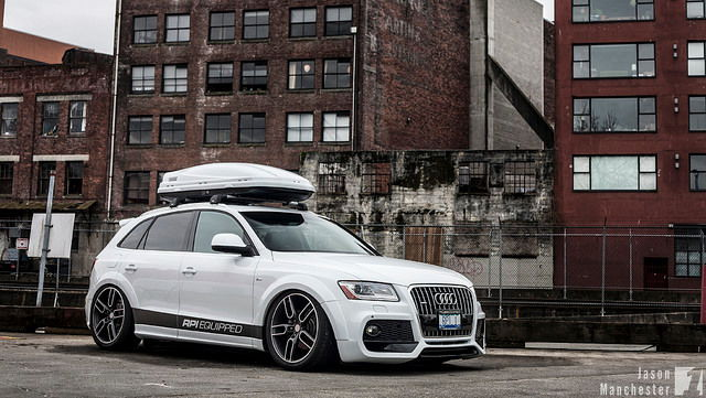 Accuair Sport Air Suspension For Audi Q5 Audiworld Forums