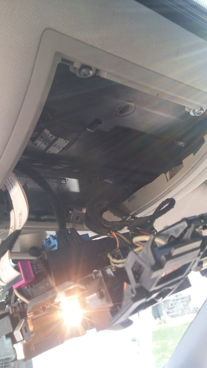 Is it possible to open sunroof manually? - AudiWorld Forums