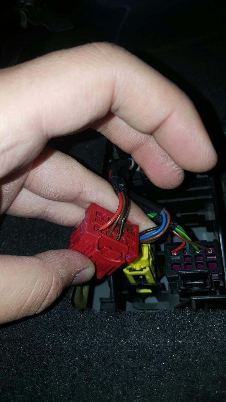 A4 2009 Seat Wiring Problem - AudiWorld Forums