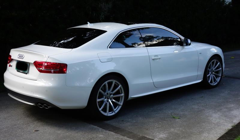 Audi A5 19in Oem 10 Spoke Audi Rs5 Forged Rims Tires