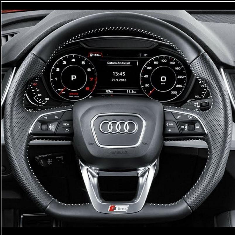 S Line Flat Bottom Steering Wheel Audiworld Forums