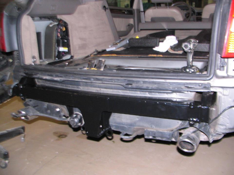 Who wants a trailer hitch? There is now a better option available. - AudiWorld Forums