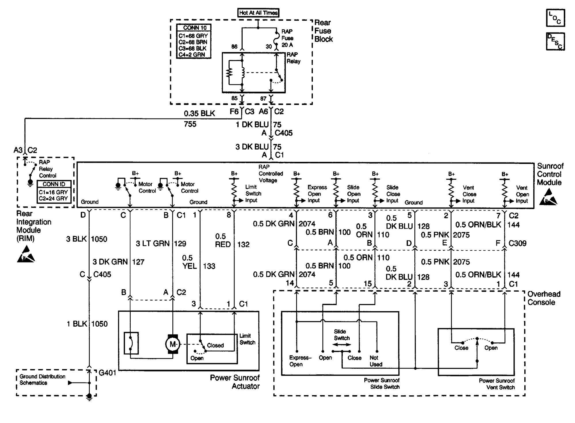 DIAGRAM] 2006 Cadillac Sts Sunroof Wiring Diagram FULL Version HD Quality Wiring  Diagram - DOORBELLWIRING.LEXANESIRAC.FR
