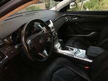 Front interior.