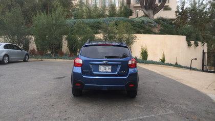 2014 Subaru XV Crosstrek back