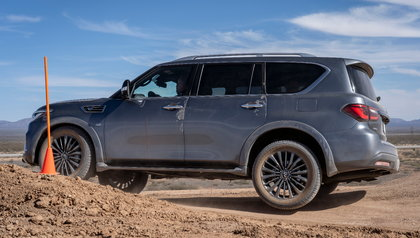2021 infiniti qx80: preview, pricing, release date