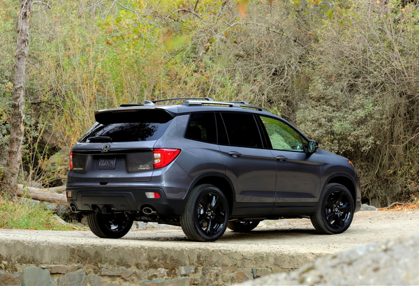 2020 Honda Passport Deals Prices Incentives Leases Overview
