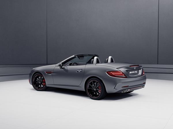 2020 Mercedes Benz Slc Class Deals Prices Incentives