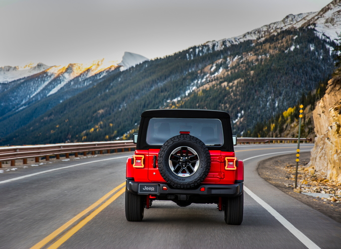 2019 Jeep Wrangler Deals, Prices, Incentives & Leases, Overview