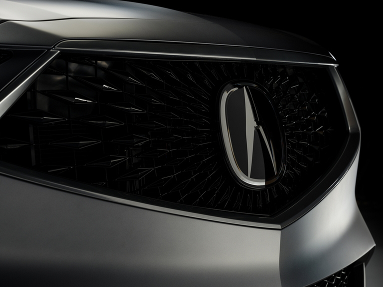 mdx acura 2022 prototype leblogauto release redesign date row production previews suv