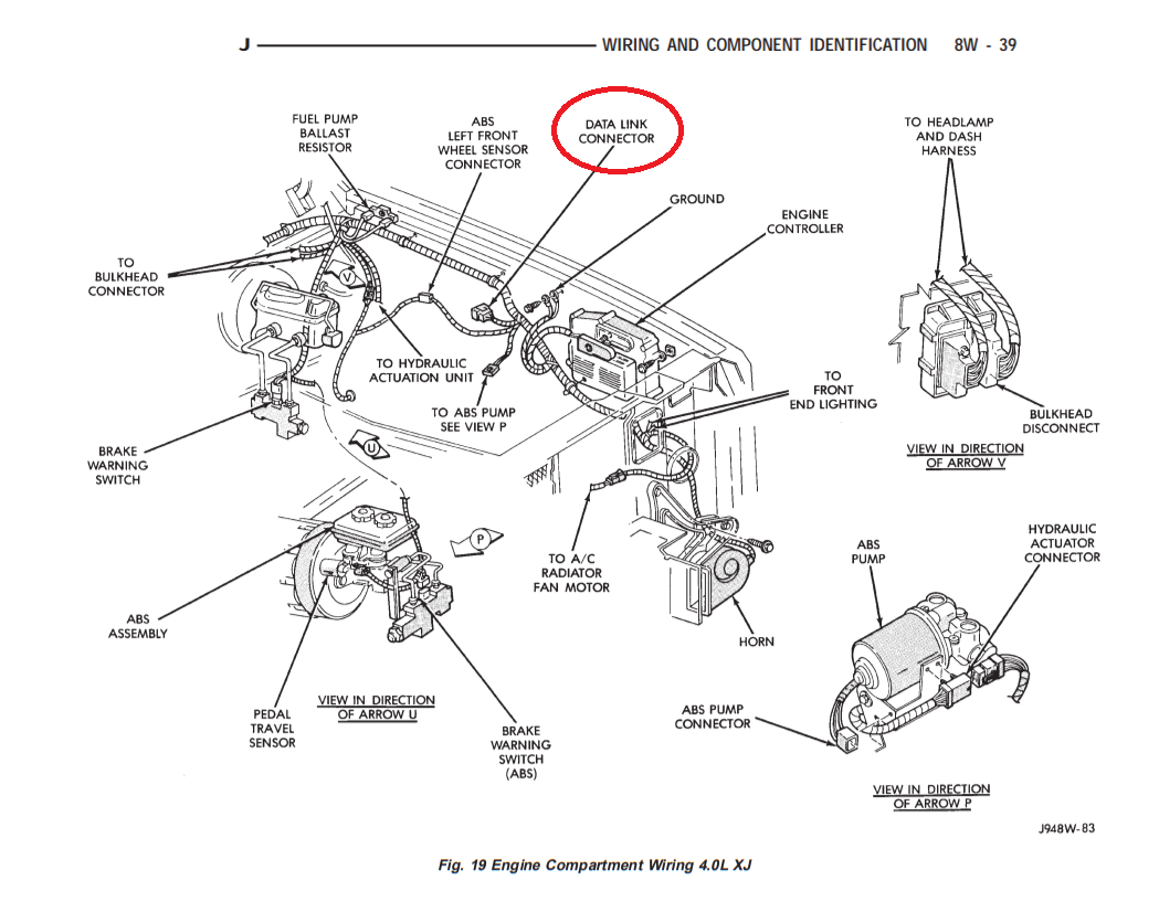 Jeep Renix Wiring Diagram | Wiring Library