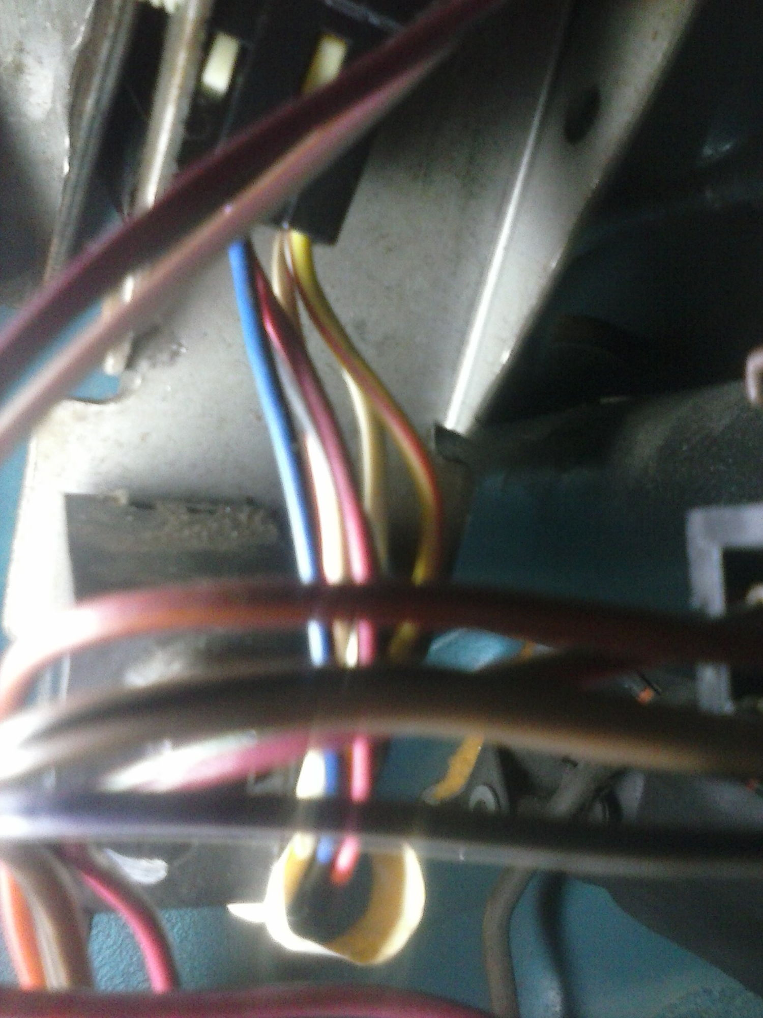 Help Me Identify These Cable Connectors Jeep Cherokee Forum Wire Harness Bundle The Wires Coming Out Brake Light Switch They Should Go Straight Into A Connector And Then Other Rest Of Main