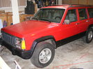 Garage - red 92 laredo