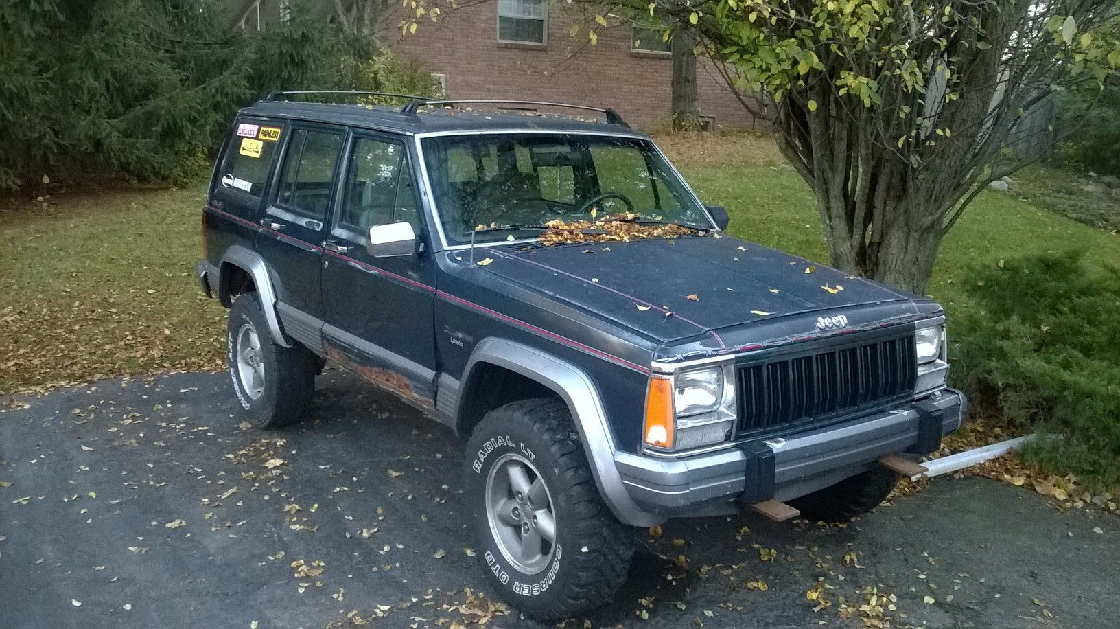 How Much Can An F150 Tow >> PROJECT: Rusty 1991 Jeep Cherokee - Jeep Cherokee Forum
