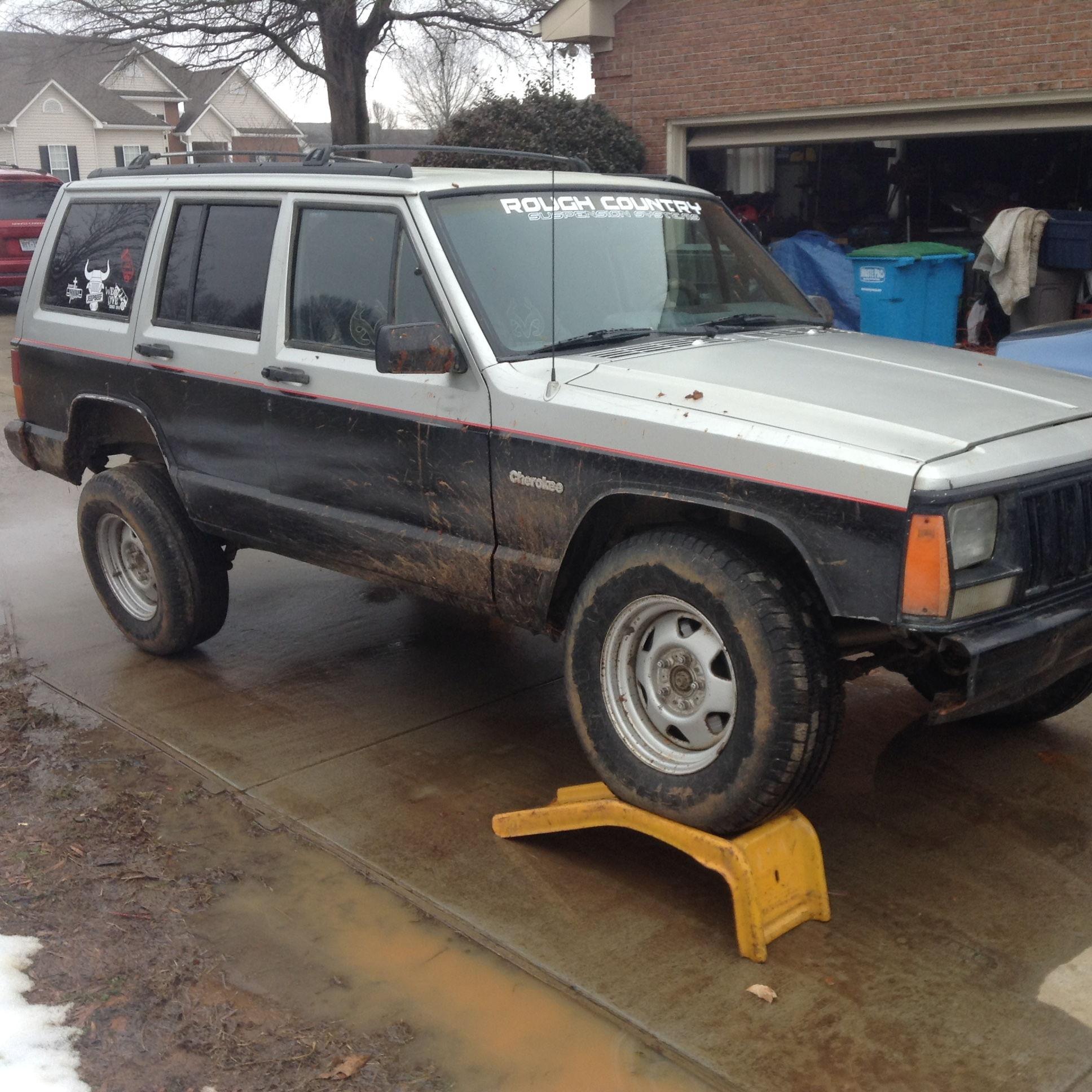 1993 Jeep Cherokee XJ Budget Build