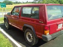 88 Cherokee -SOLD-
