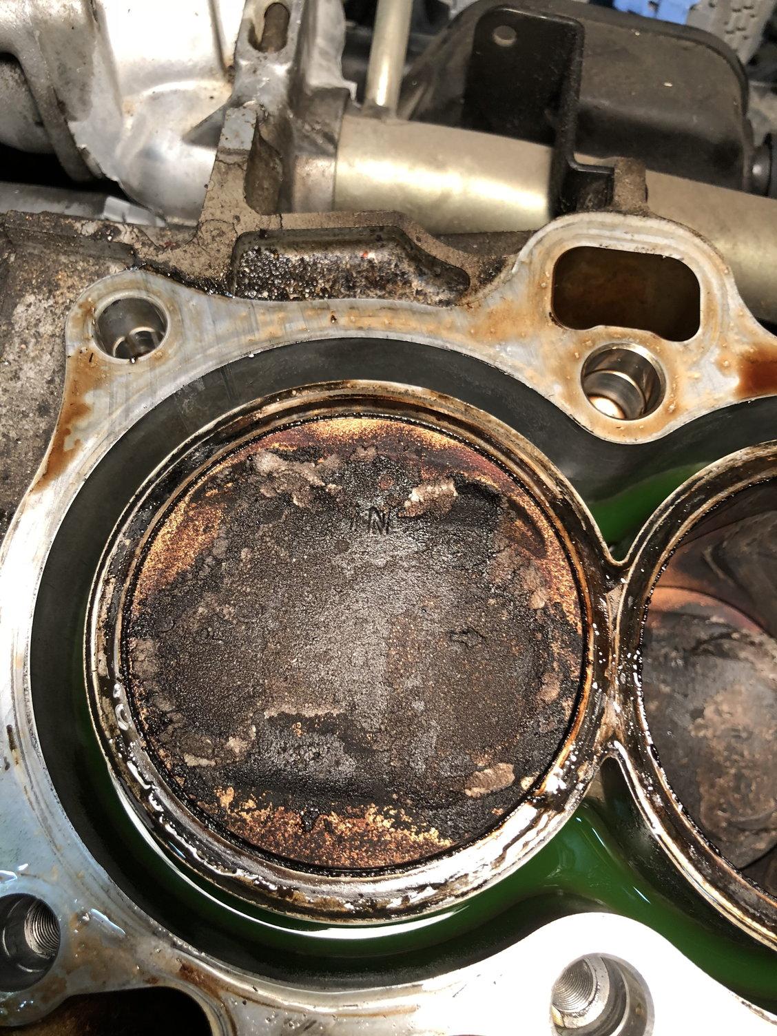 d16y8 crankshaft bolt removal