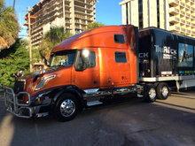 2015 VNL 780.  Chuck's Truck!