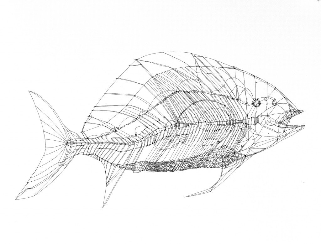 Fish bracket blueprint - ClubLexus - Lexus Forum Discussion