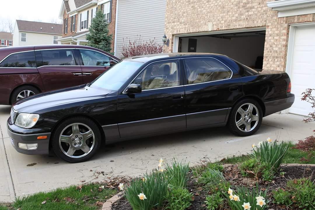 Starter Repair Near Me >> IN 1999 Lexus LS400 For Sale - ClubLexus - Lexus Forum ...