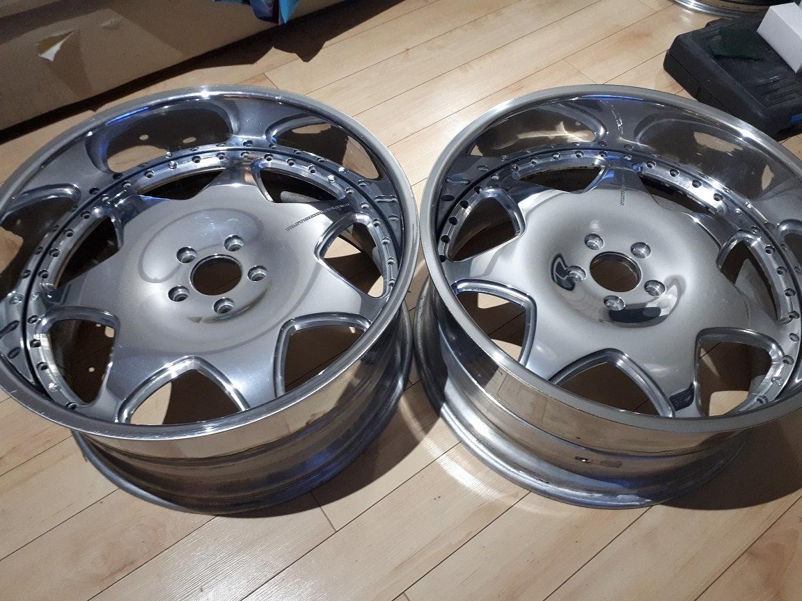 Good ceramic coating for polished aluminum wheels