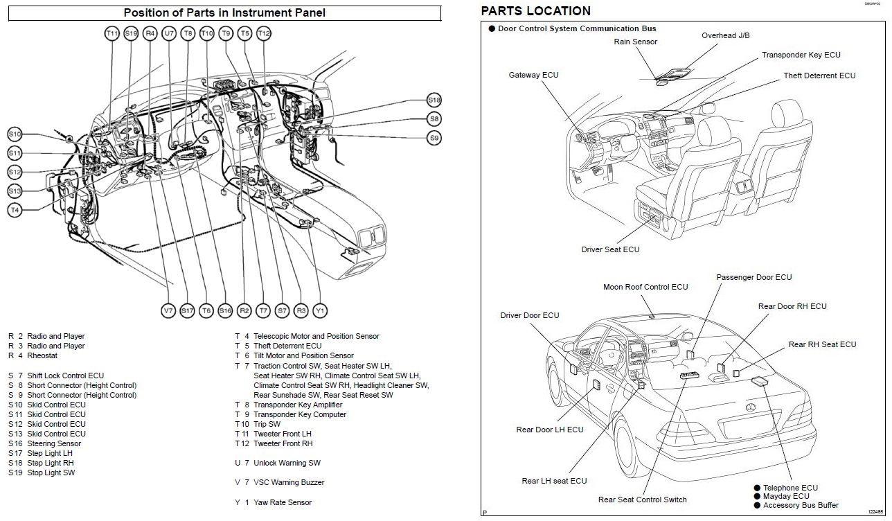 2003 ls430 key programing - failing at manual method  u0026 techstream - clublexus