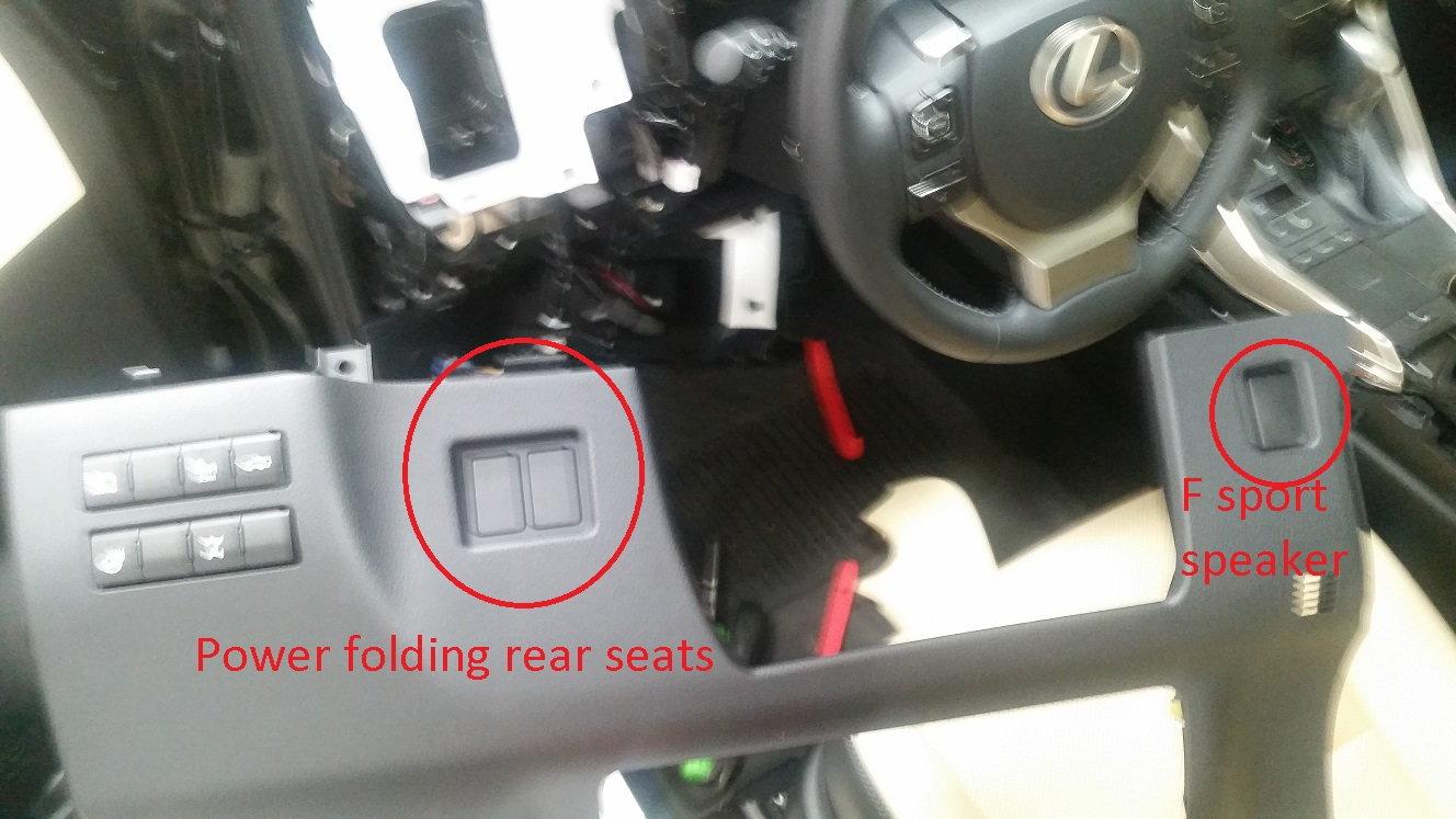 Anyone retro fit HUD/power folding rear seats   etc