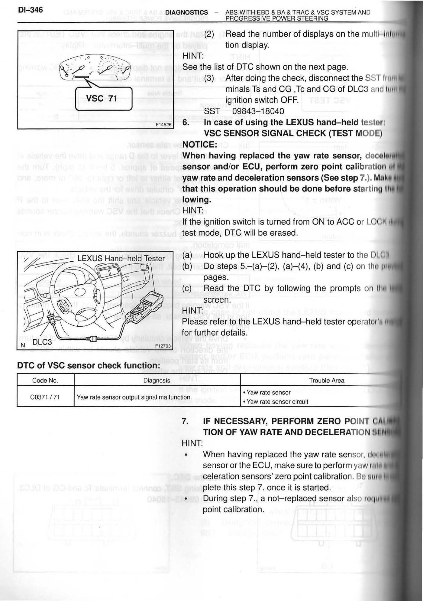 Chevrolet Sonic Repair Manual: Engine Block Cleaning and Inspection