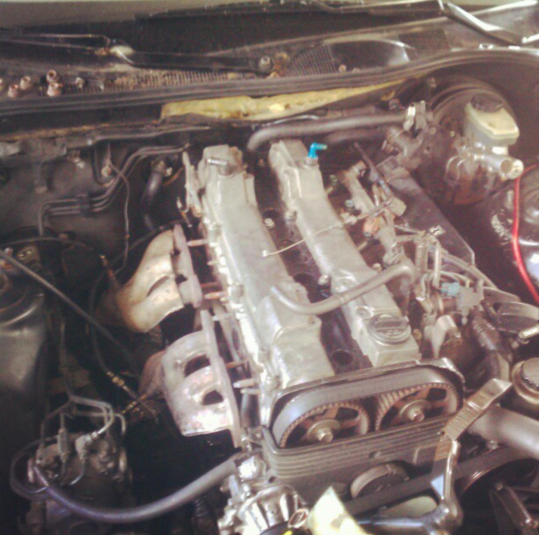 Service Manual [Replace Head Gasket 1997 Lexus Gs]