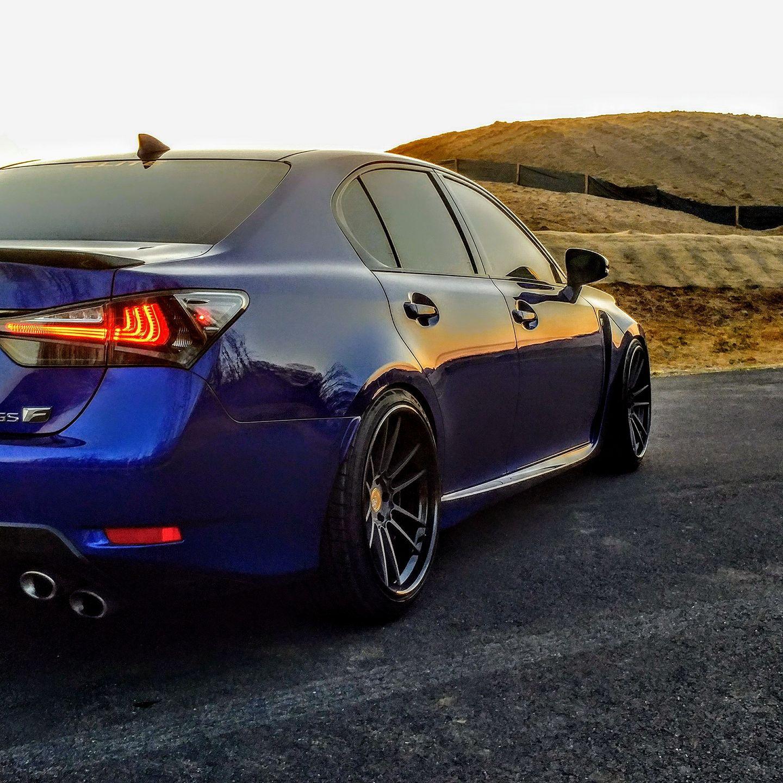 Lexus Gs For Sale: 2016 GS-F For Sale. AG Wheels, RSR Coils.
