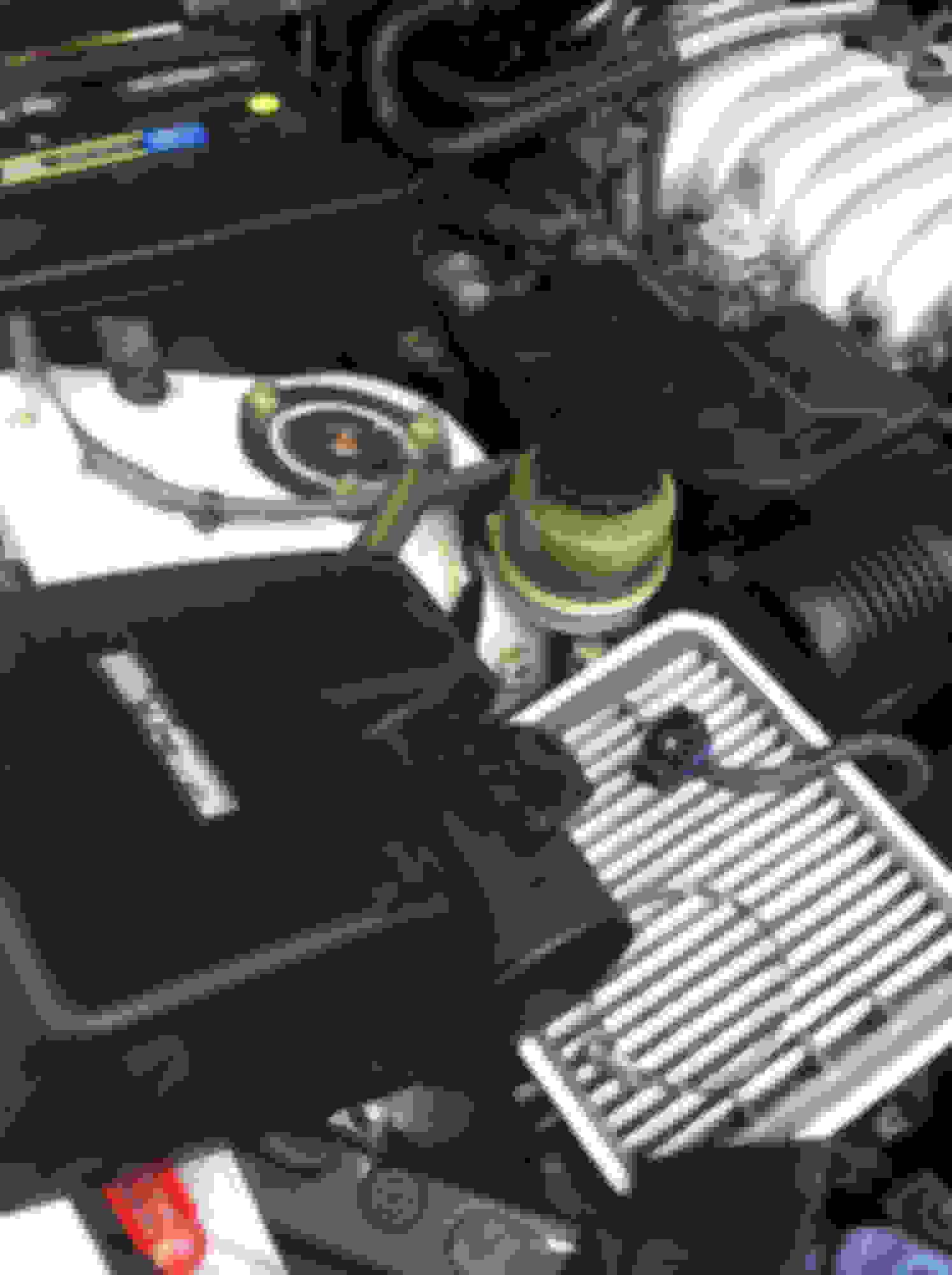 DIY - MAF Sensor and Throttle Body Cleaning - ClubLexus