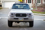 96 LX450 White