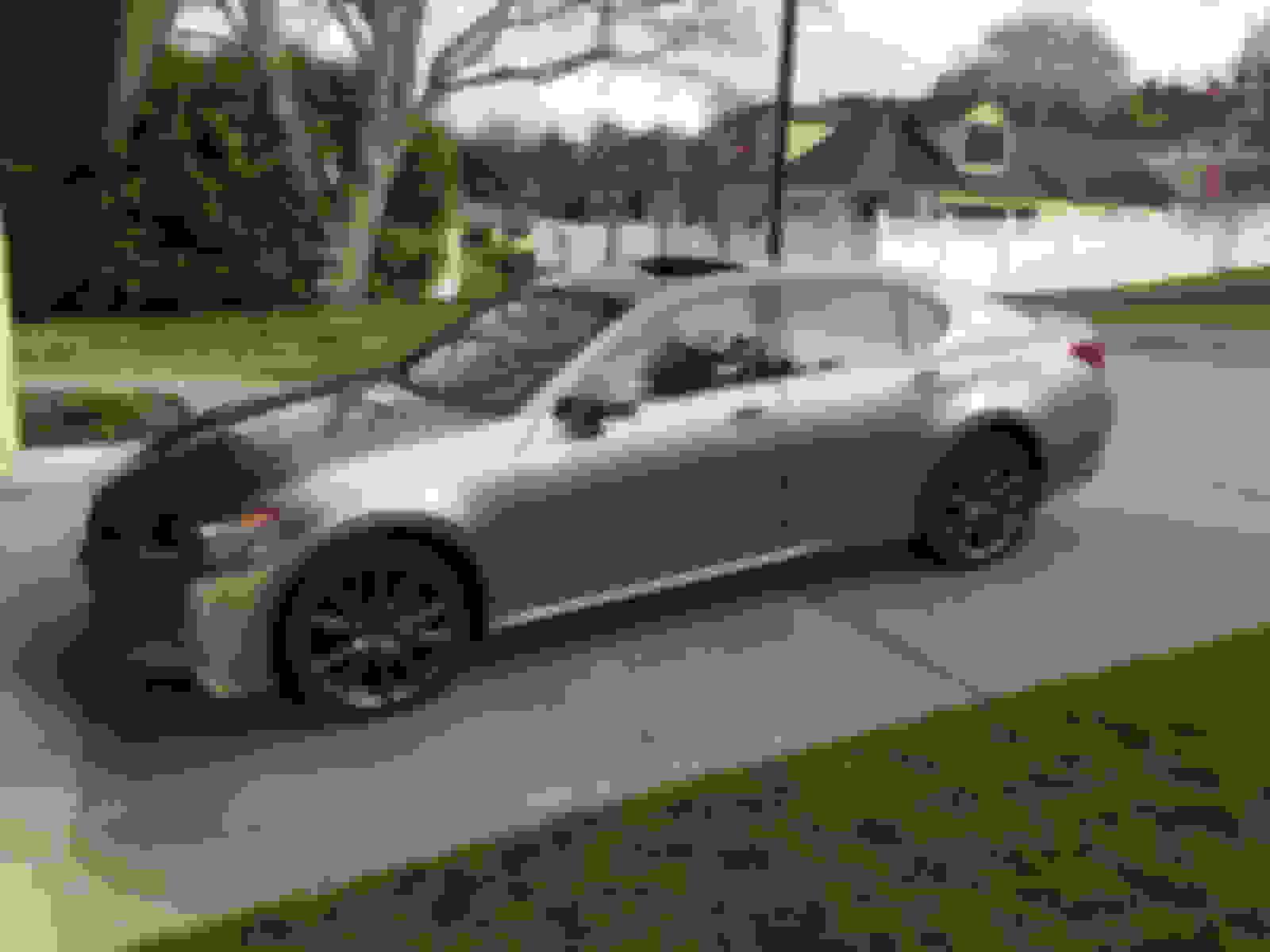 That Lexus Atomic Silver Is Some Paint Job Clublexus