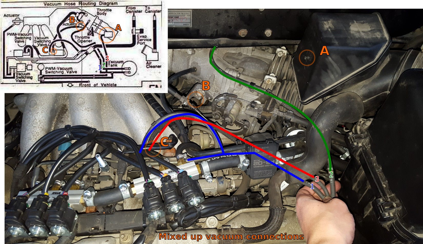 1999 Lexus Rx300 Wiring Diagram Content Resource Of Headlight Tasty Vacuum Lines In Rx 300 Clublexus Ignition Efi