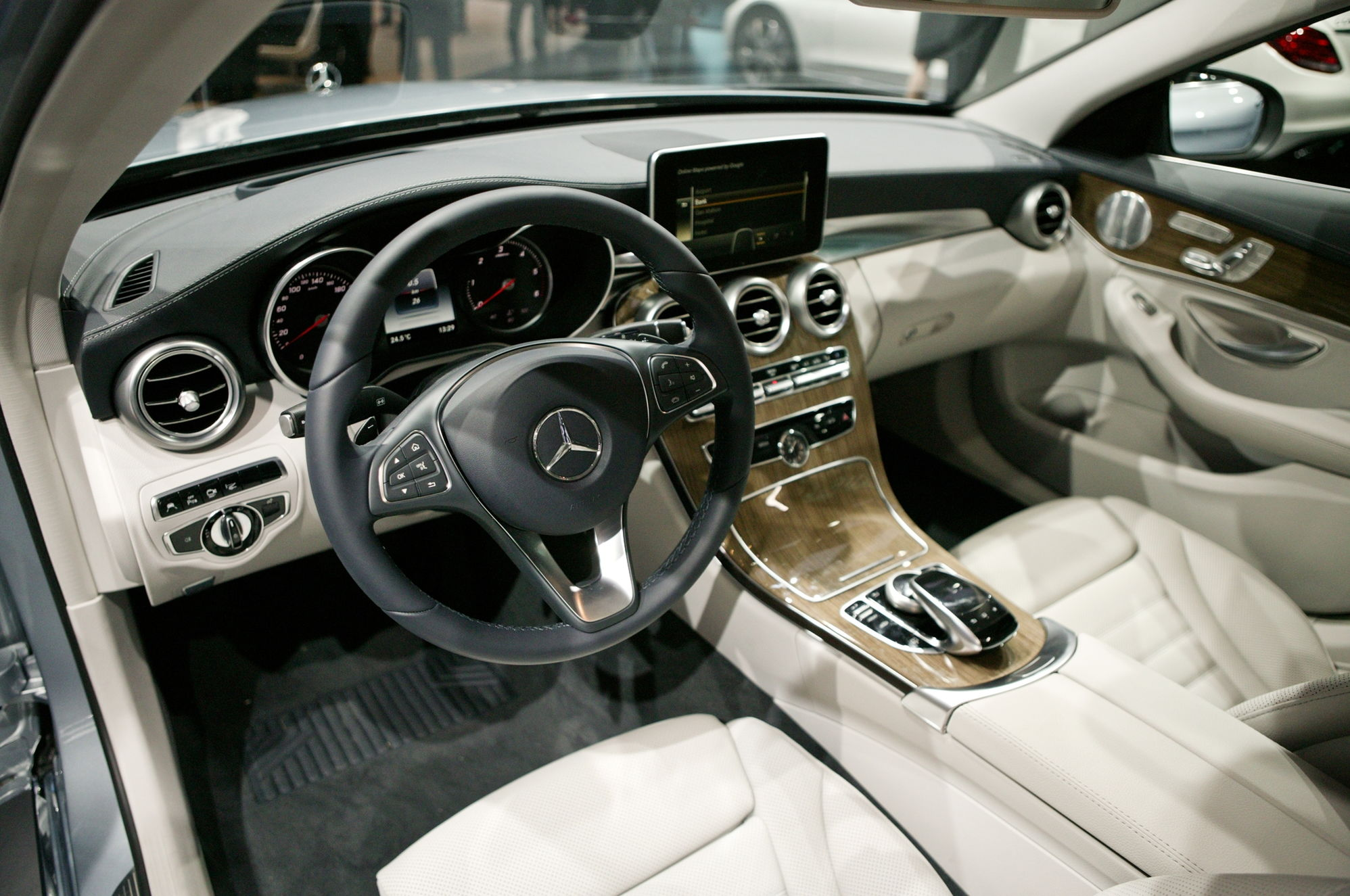 2017 mercedes benz gls clublexus lexus forum discussion for Mercedes benz c class 2015 interior