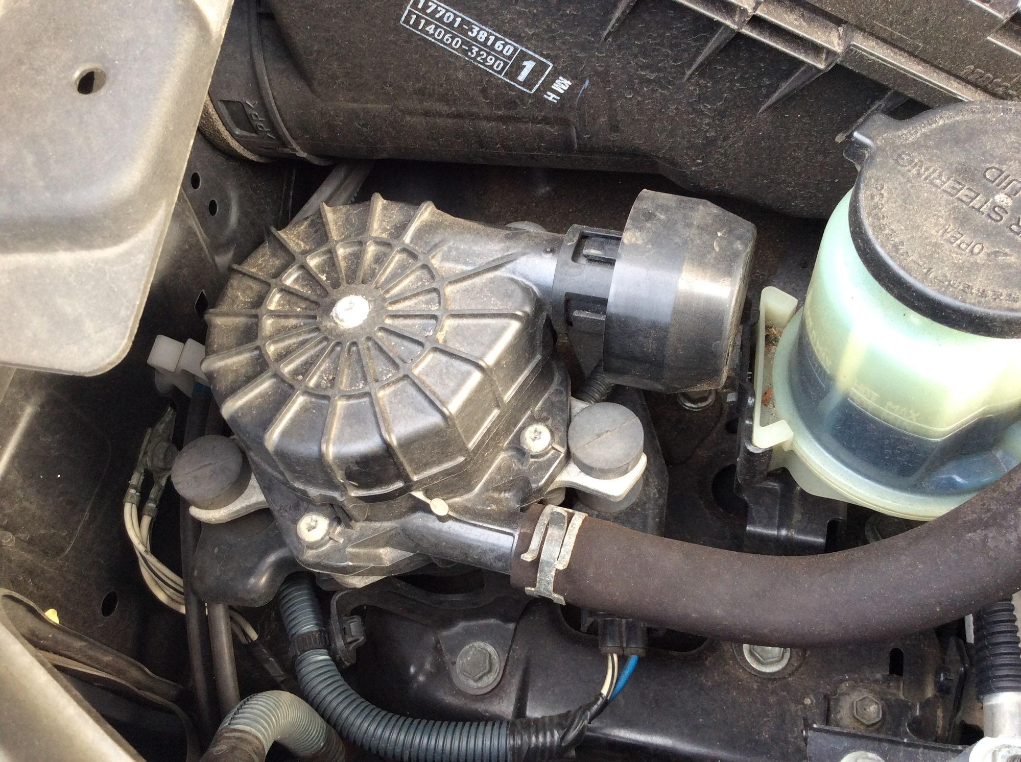 Gx460 Secondary Air Intake Pump Page 2 Clublexus