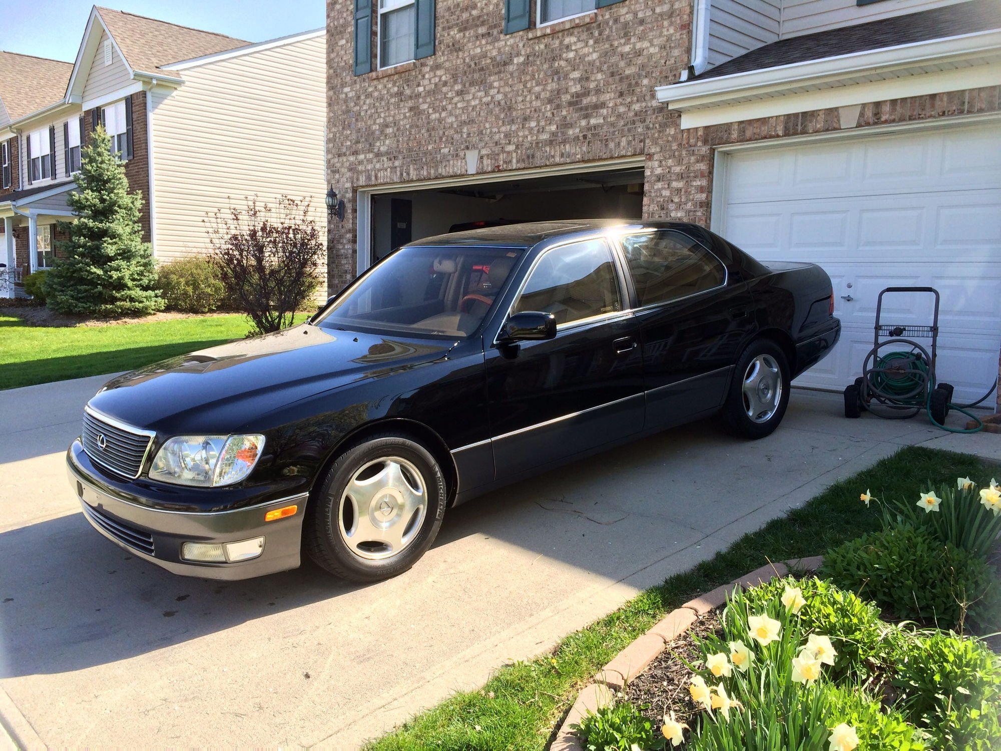 1999 lexus ls400 for sale