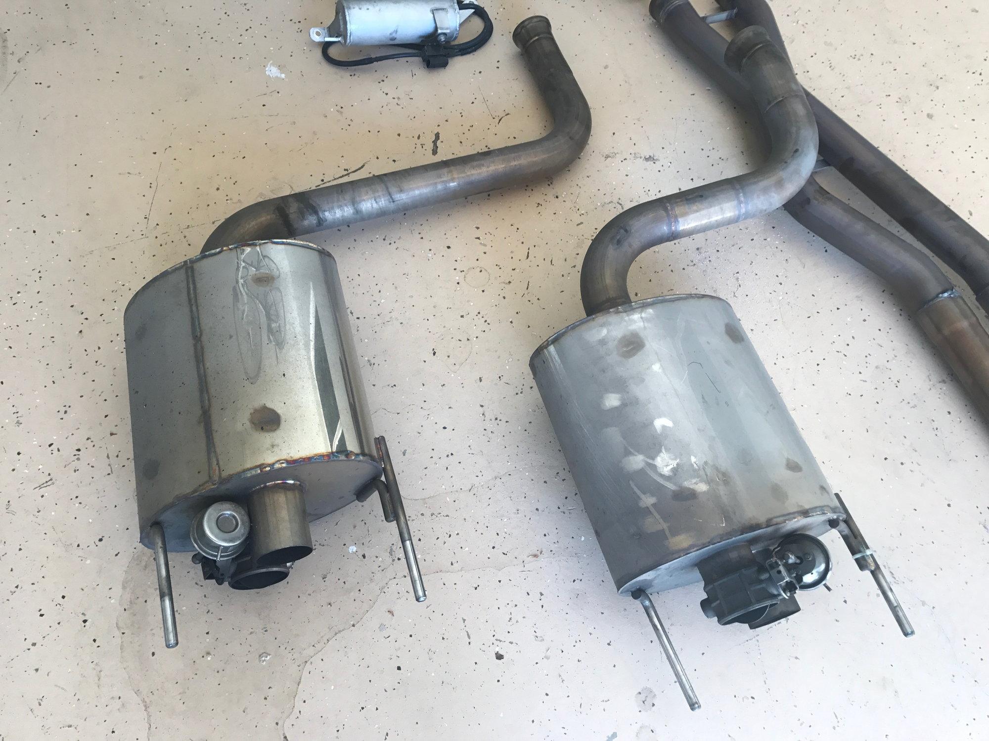 CA ISF PPE Exhaust - ClubLexus - Lexus Forum Discussion